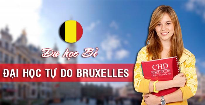 DU HỌC BỈ - ĐẠI HỌC TỰ DO BRUXELLES