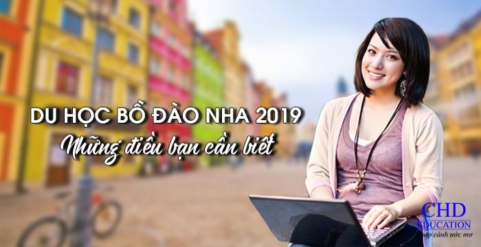 DU HỌC BỒ ĐÀO NHA 2019 - NHỮNG ĐIỀU BẠN CẦN BIẾT
