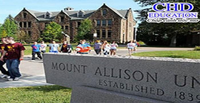 Du học Canada:  Đại học Mount Allison