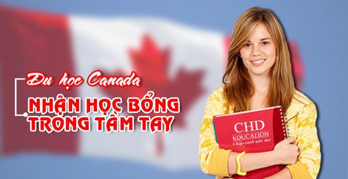 DU HỌC CANADA - NHẬN HỌC BỔNG TRONG TẦM TAY