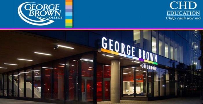 DU HỌC CANADA TẠI GEORGE BROWN COLLEGE – CƠ HỘI VIỆC LÀM TẠI TORONTO