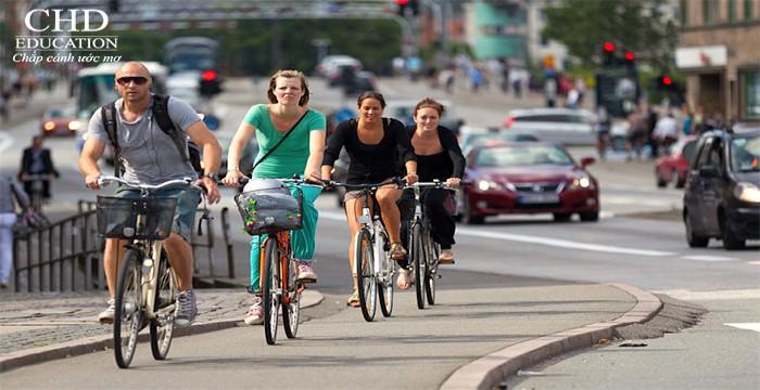 Du học Copenhagen-thành phố xanh của thế giới, tại sao không ?