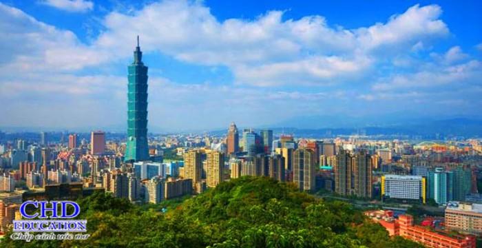 Du học Đài Loan bằng tiếng Anh