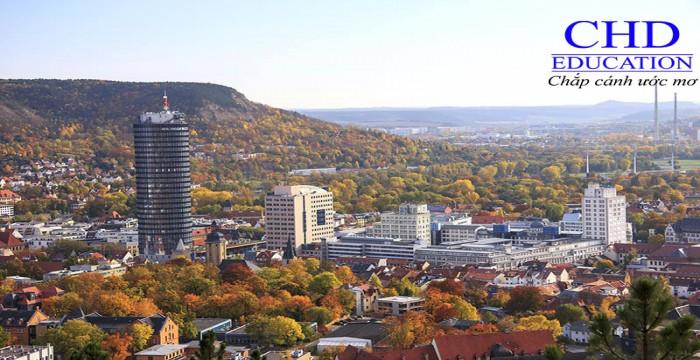 Du học Đức – Đến Jena và khám phá các trường đại học