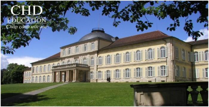 Du học Đức ngành khoa học dinh dưỡng tại đại học Hohenheim