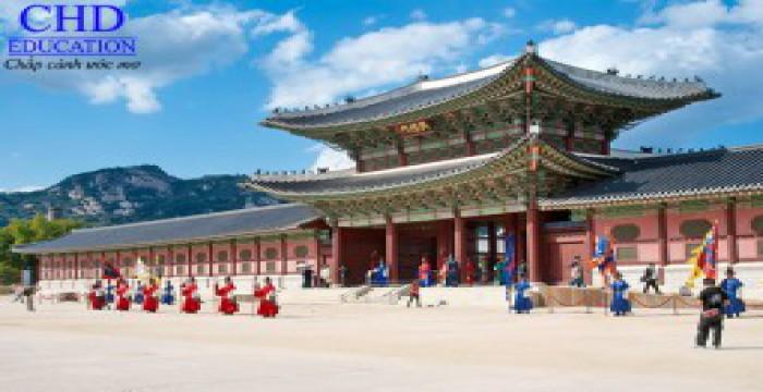 Du học Hàn Quốc bằng tiếng Anh