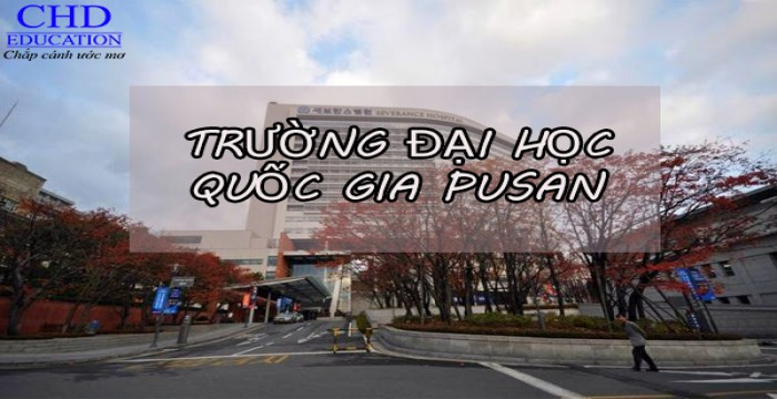 Du học Hàn Quốc CHD – Trường đại học quốc gia PUSAN