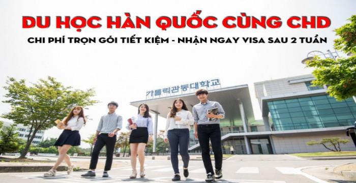 Du học Hàn Quốc hệ tiếng Hàn có chuyển sang du học nghề được không?