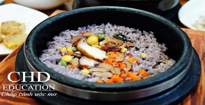 Du học Hàn Quốc – Khám phá 5 món cơm tuyệt ngon tại xứ Hàn