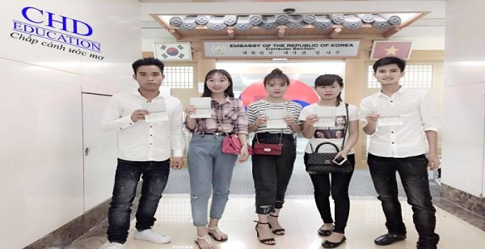 Du Học Hàn Quốc Visa Thẳng Trong Vòng 2 Tháng