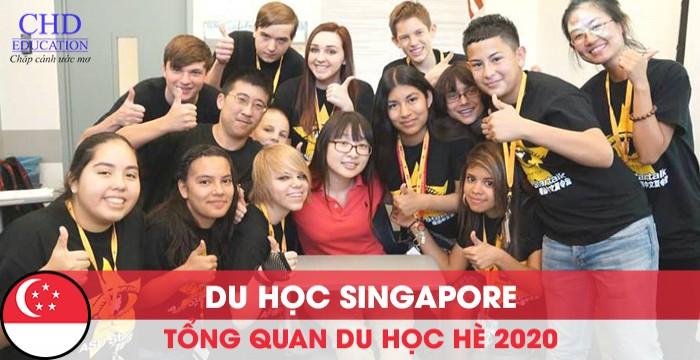 DU HỌC HÈ SINGAPORE 2020