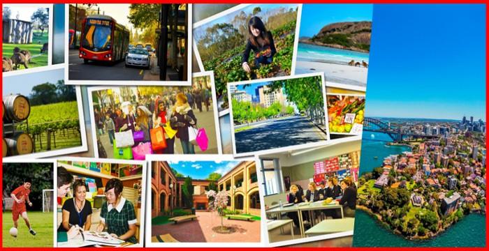 Du học hè Úc 2017: Khám phá thành phố dành cho du học sinh Adelaide và Sydney