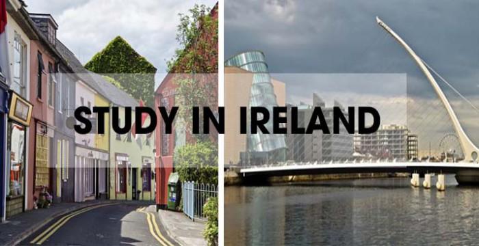 DU HỌC IRELAND – NÊN CHỌN HỌC Ở THÀNH PHỐ NÀO?
