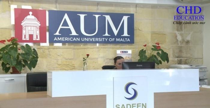 Du học Malta - Đại học AUM