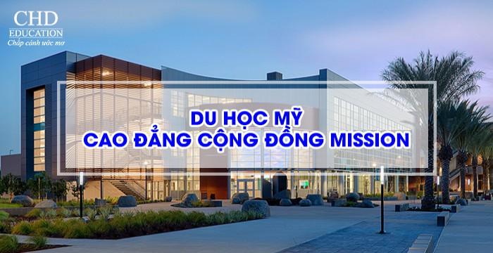 DU HỌC MỸ - TRƯỜNG CAO ĐẲNG CỘNG ĐỒNG MISSION