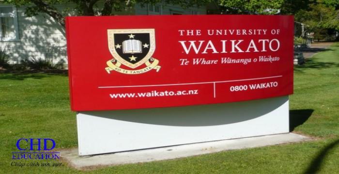 Du học New Zealand: Đại Học Waikato là sự lựa chọn lý tưởng