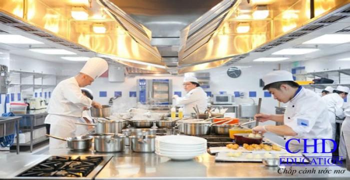 Du học ngành ẩm thực, nhà hàng - khách sạn tại Pháp