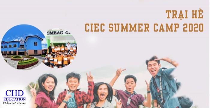 DU HỌC PHILIPPINES - TRẠI HÈ CIEC SUMMER CAMP 2020