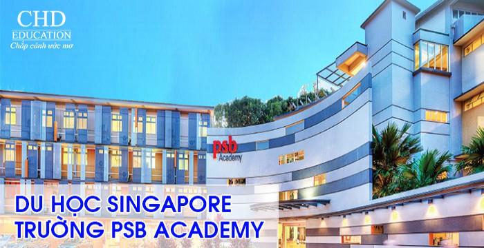 DU HỌC SINGAPORE TRƯỜNG PSB ACADEMY