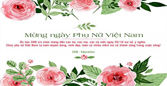 Du học sinh Việt Nam làm gì để chúc mừng ngày 20/10?