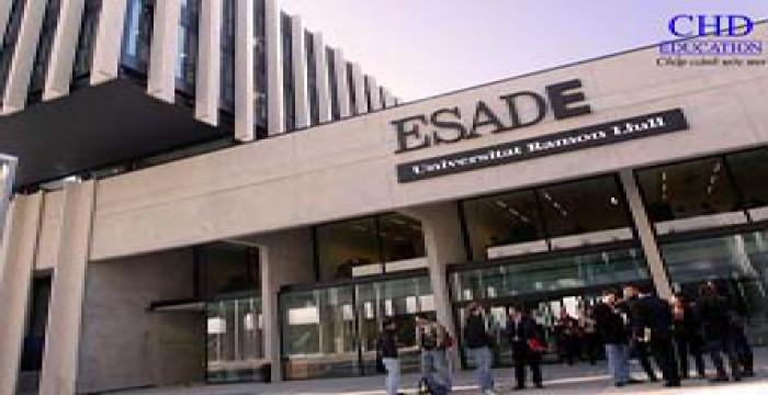 Du học Tây Ban Nha: Học tập tại trường ESADE