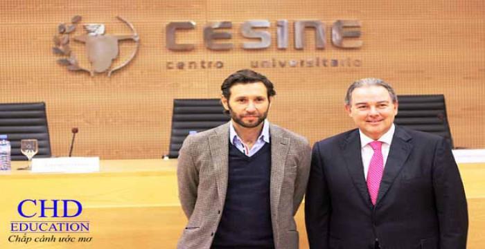 Du học Tây Ban Nha tại trường Đại học CESINE