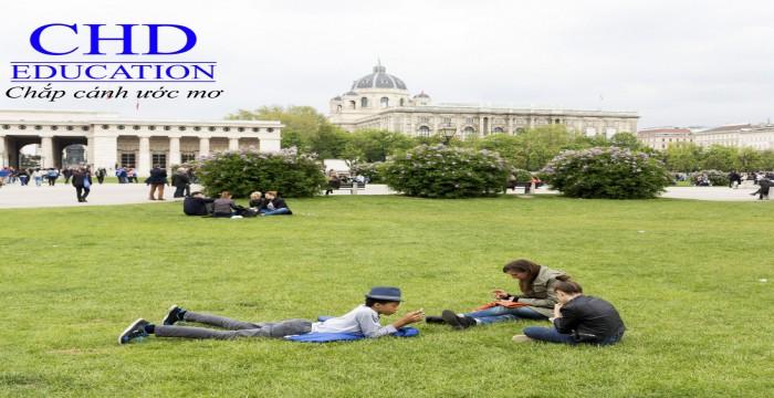 Du học Thạc sỹ tại Áo 2017