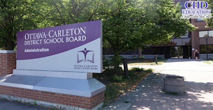 Du học trung học Canada tại học khu Ottawa Calerton