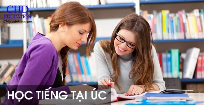 Du học Úc - Chương trình học tiếng tại Úc