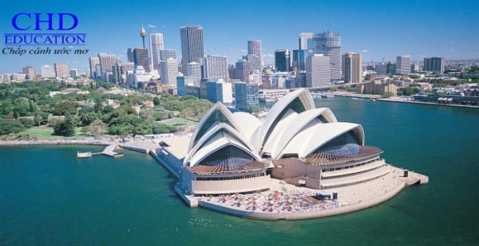 Du học Úc – Trải nghiệm với thành phố Melbourne xinh đẹp