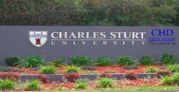 Du học Úc - Trường Đại học Charles Sturt