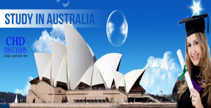 Du học Úc ngay khi đang là học sinh THPT