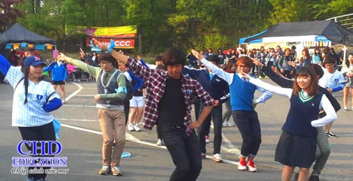 Gimcheon University – Trường Code Visa Top 1%