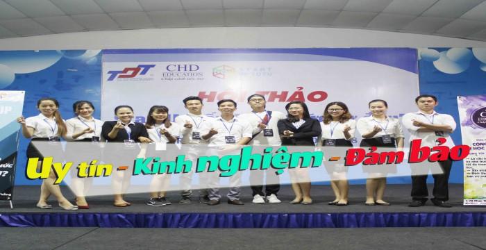 Giới thiệu về văn phòng mới tại Hồ Chí Minh