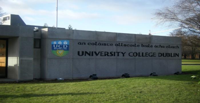 Học Bổng 50% - 100% Từ UCD