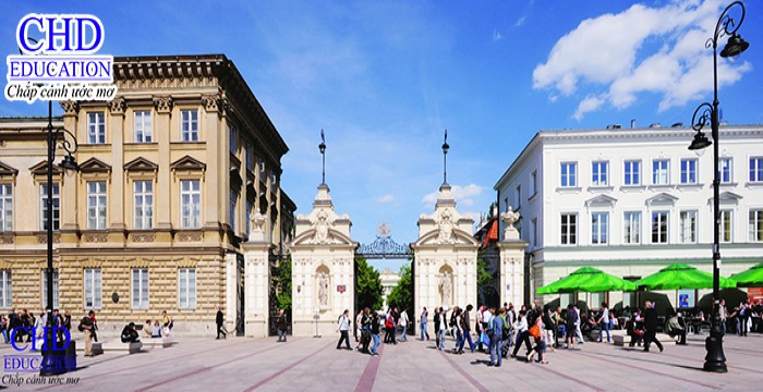 HỌC BỔNG ĐẠI HỌC WARSAW – GIẤC MƠ TIẾN SỸ TẠI BA LAN