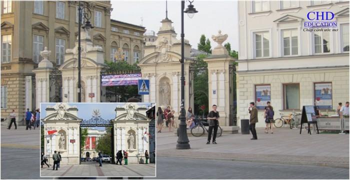 Học dự bị tiếng Ba Lan tại Đại học Warsaw