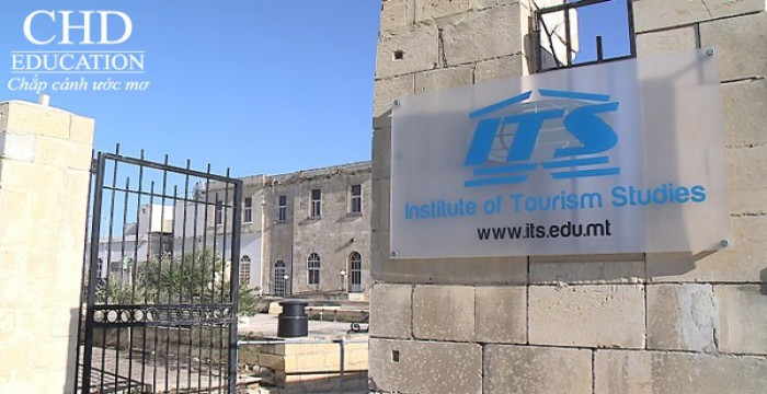 Học khách sạn du lịch tại trường Institute of Tourism Studies Malta