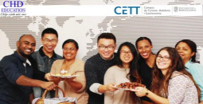 Học ngành du lịch, khách sạn và ẩm thực tại đại học CETT_Tây Ban Nha
