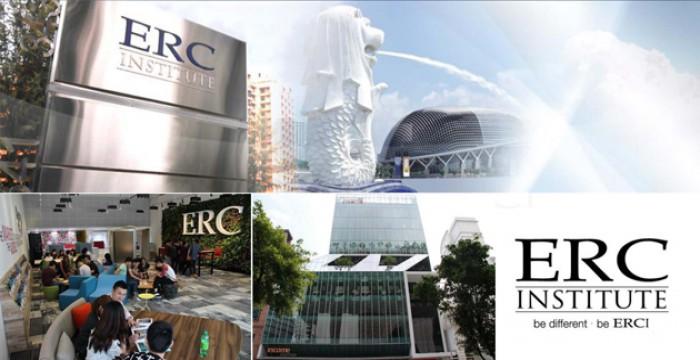 HỌC VIỆN ERC SINGAPORE - KHỞI ĐẦU CHO DOANH NGHIỆP TRẺ