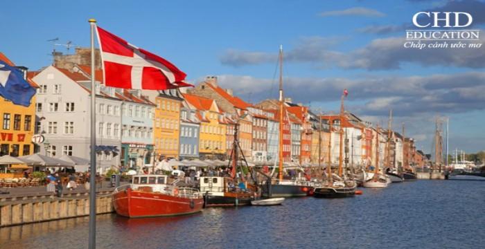 Học viện Kinh Doanh Quốc tế - Du học Đan Mạch