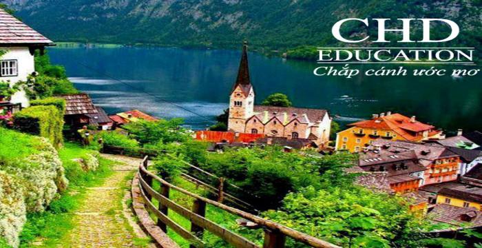 Hội Thảo Du Học Áo 2017 - Bay Đến Vùng Trời Châu Âu!