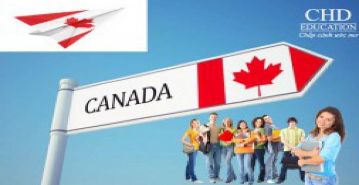 Hội Thảo Du Học Canada Tháng 7/2017 – Visa nhanh CES