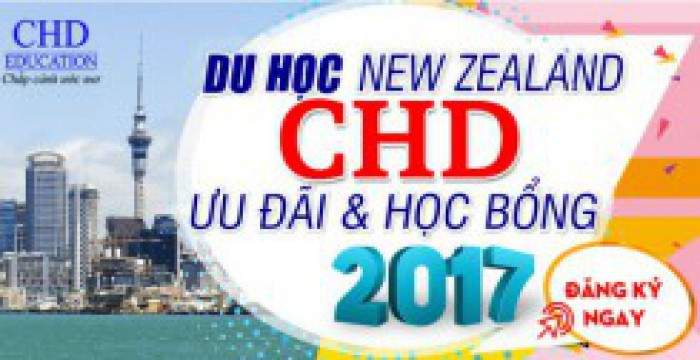 Hội Thảo Du Học NewZealand