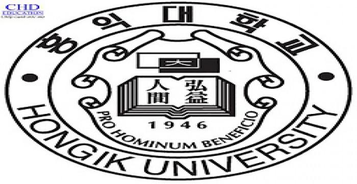 HONGIK UNIVERSITY - Trường Code Visa top 1%