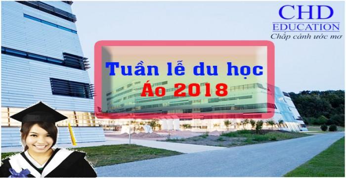 HOT! TUẦN LỄ VÀNG - TƯ VẤN MIỄN PHÍ DU HỌC ÁO 2018 CÙNG CHD