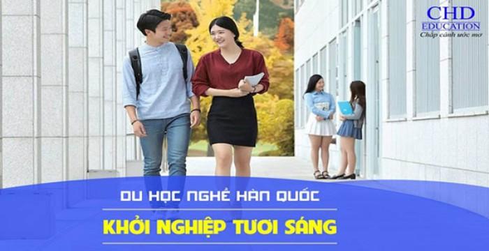 Hướng dẫn thủ tục làm visa du học nghề Hàn Quốc