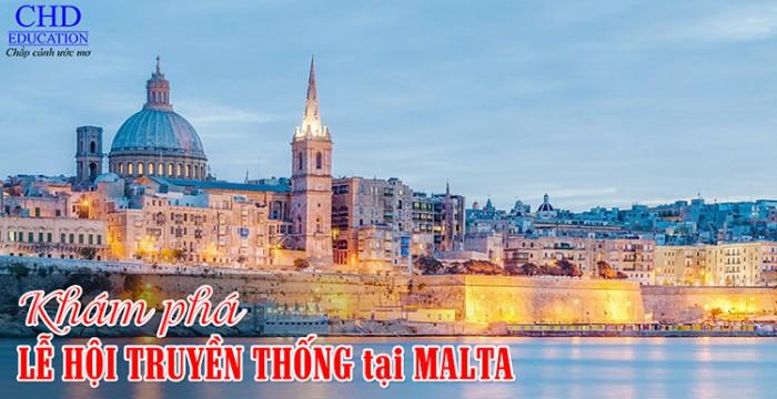 KHÁM PHÁ NHỮNG LỄ HỘI TRUYỀN THỐNG Ở MALTA