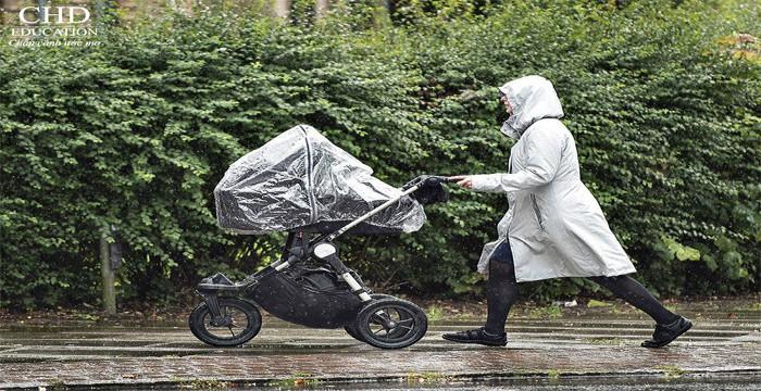 Kiểu thời tiết và khí hậu điển hình ở Đan Mạch