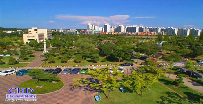 Kunsan National University - Trường Code Visa top 1%